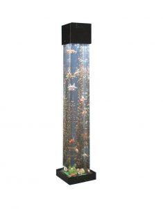 Квадратная-башня-аквариум